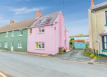 Thumbnail 2 bedroom end terrace house for sale in Stone Street, Llandovery, Carmarthenshire