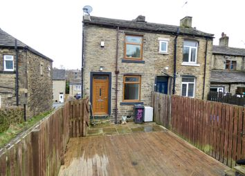 Thumbnail 1 bed terraced house for sale in Tofts Grove, Brighouse