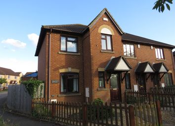 Thumbnail 3 bedroom end terrace house for sale in Hoathly Mews, Kents Hill, Milton Keynes