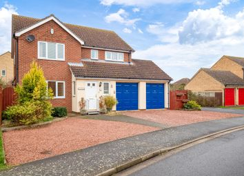 4 bed detached house for sale in The Sycamores, Bluntisham, Huntingdon PE28