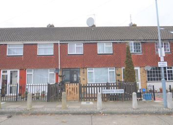 Thumbnail 3 bed terraced house for sale in Bysouth Close, Essex