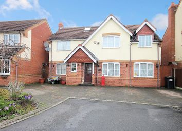 Thumbnail 6 bed detached house for sale in Talland Avenue, Amington Fields, Tamworth