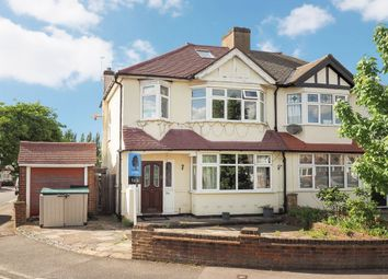 Thumbnail 3 bed semi-detached house for sale in Carlingford Road, Morden