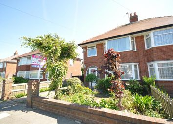 Thumbnail 3 bed semi-detached house for sale in Rossington Avenue, Bispham, Blackpool, Lancashire