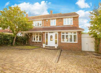 Priory Path, Romford RM3. 4 bed semi-detached house