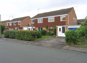 Thumbnail 4 bed semi-detached house to rent in Budges Road, Wokingham