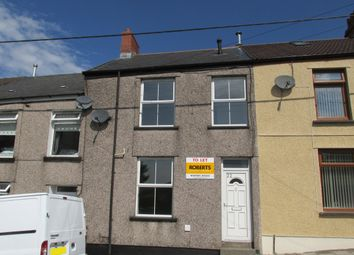 Thumbnail 2 bedroom property to rent in Arthur Street, Abertysswg, Rhymney, Tredegar