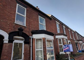Thumbnail 4 bed terraced house to rent in Lincoln Street, Norwich