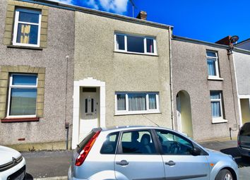 3 bed terraced house for sale in Chesshyre Street, Brynmill, Swansea SA2