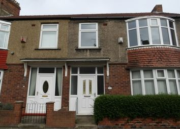 Thumbnail 3 bed property to rent in Colwyn Road, Hartlepool