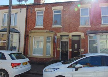 Thumbnail 4 bed terraced house for sale in Euston Road, Northampton
