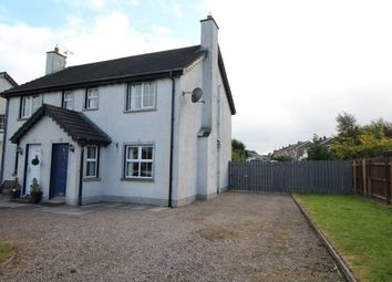Thumbnail 3 bed semi-detached house to rent in Cairndore Park, Newtownards
