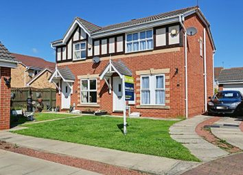 Thumbnail 3 bed semi-detached house to rent in Florin Drive, Kingswood, Hull