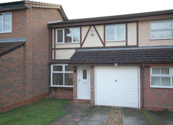 Thumbnail 3 bed terraced house to rent in Shard Close, East Hunsbury, Northampton