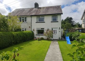 Thumbnail 3 bed semi-detached house for sale in Maesmagwr, Abermagwr, Aberystwyth