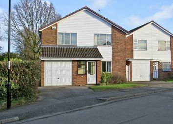 Thumbnail 4 bed detached house for sale in Broadlands Close, Coventry