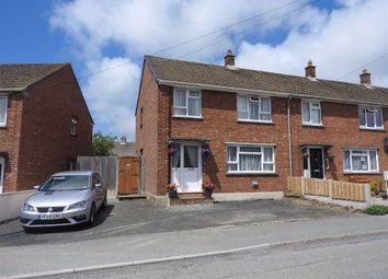 Thumbnail 3 bed end terrace house for sale in Maesglas, Cardigan, Ceredigion