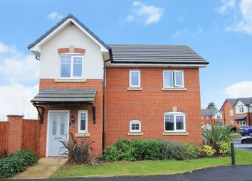 Thumbnail 3 bed semi-detached house for sale in Jackman Close, Newton-Le-Willows