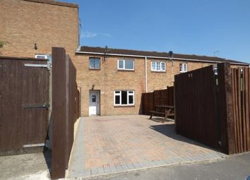 Thumbnail 3 bed terraced house for sale in Beaulieu Close, Toothill, Swindon, Wiltshire