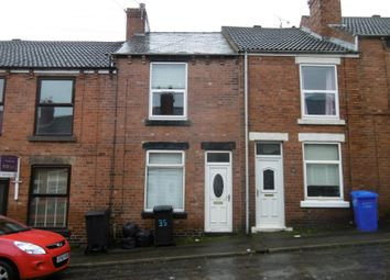 Thumbnail 2 bed terraced house for sale in 35 Nelson Street, Chesterfield, Derbyshire