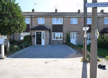 Thumbnail 3 bed terraced house to rent in Jesmond Road, North Grays, Essex