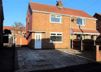 Thumbnail 2 bedroom semi-detached house for sale in Osborne Road, Walton Le Dale, Preston