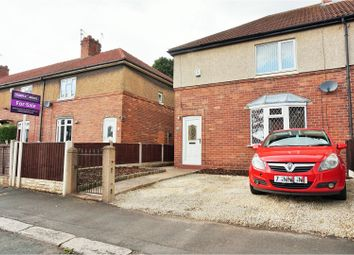 Thumbnail 3 bed end terrace house for sale in Aldam Road, Doncaster