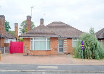 Thumbnail 2 bedroom bungalow to rent in Seagrave Drive, Oadby, Leicester