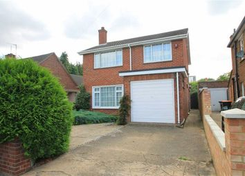 Thumbnail 3 bed detached house for sale in Greenshields Road, Bedford