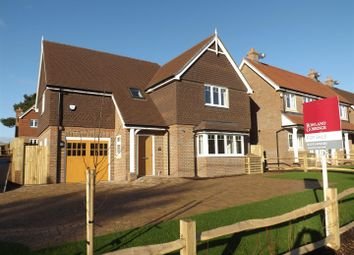 Thumbnail 3 bed detached house for sale in Cornford Crescent, Berwick, Nr. Lewes