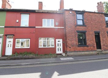 Thumbnail 2 bed terraced house for sale in Castle Street, Bolsover, Chesterfield