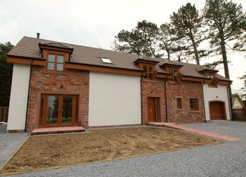 Thumbnail 4 bed detached house for sale in East Leys Steading, Errol, Perth