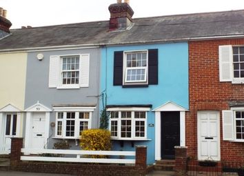 Thumbnail 3 bed cottage to rent in Swanwick Lane, Lower Swanwick, Southampton