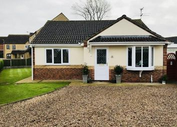 Thumbnail 3 bed bungalow for sale in Johnson Way, Burgh Le Marsh, Skegness, Lincolnshire