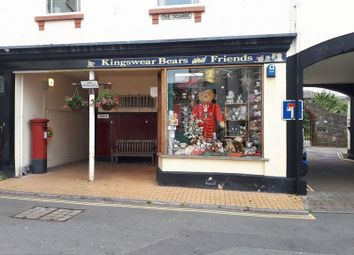 Thumbnail Retail premises for sale in The Square, Kingswear, Dartmouth