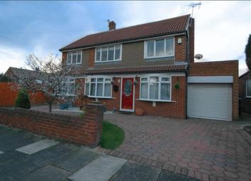 Thumbnail 4 bedroom detached house for sale in Capulet Grove, South Shields