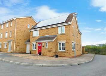 Thumbnail 4 bed detached house for sale in Kingfisher Way, Scunthorpe, Lincolnshire
