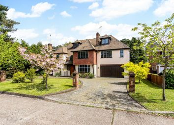 Thumbnail 6 bedroom detached house to rent in The Gateway, Woking