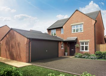 "Thumbnail 3 bed end terrace house for sale in ""The Avon"" at Hill Road South, Penwortham, Lancashire, Penwortham"