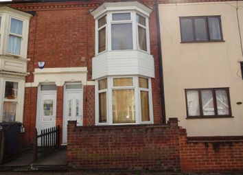 Thumbnail 2 bedroom terraced house for sale in Norman Street, Off Narborough Road, Leicester