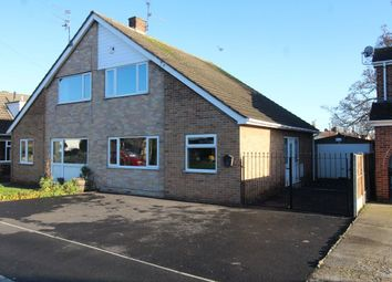 Thumbnail 2 bed semi-detached house for sale in Manor Close, Norton, Doncaster