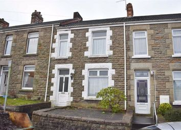 Thumbnail 3 bed terraced house for sale in Siloh Road, Landore, Swansea