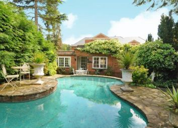 Thumbnail 3 bedroom property to rent in Cavendish Road, St Georges Hill, Weybridge, Surrey