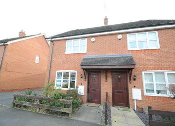 Thumbnail 3 bedroom semi-detached house to rent in Hipkiss Gardens, Droitwich, Worcestershire