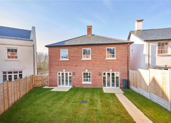 Thumbnail 5 bed detached house for sale in The Dashworth, Manor Road, Winchester Village, Hampshire