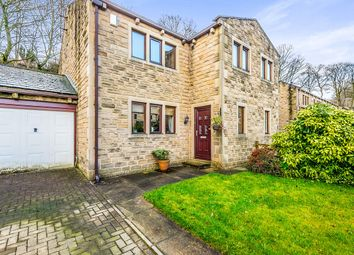 Thumbnail 3 bed semi-detached house for sale in The Brook, Mytholmroyd, Hebden Bridge