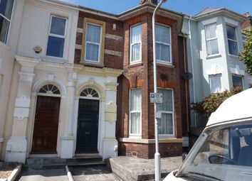 Thumbnail 6 bed terraced house for sale in Kingsley Road, Mutley, Plymouth