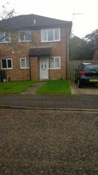 Thumbnail 1 bed terraced house to rent in Brackyn Road, Cambridge