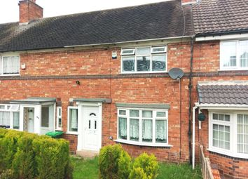 Thumbnail 3 bedroom terraced house to rent in Asbury Road, Wednesbury