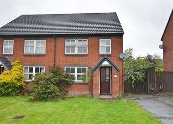 3 bed semi-detached house for sale in 55, Glandwr, Newtown, Powys SY16